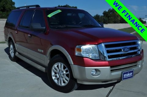 Pre-Owned 2007 Ford Expedition EL Eddie Bauer