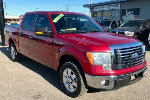 Pre-Owned 2011 Ford F-150 FX2 Rear Wheel Drive Pickup Truck
