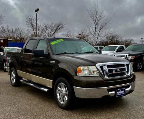 Pre-Owned 2008 Ford F-150 XLT Rear Wheel Drive Pickup Truck