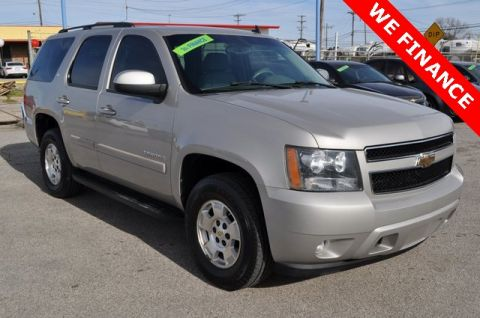 Pre-Owned 2007 Chevrolet Tahoe LT RWD 4D Sport Utility