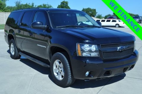 Pre-Owned 2008 Chevrolet Suburban 1500 LT RWD 4D Sport Utility