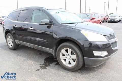 Pre-Owned 2011 Chevrolet Traverse LT FWD 4D Sport Utility