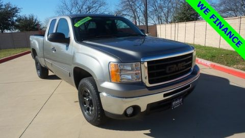 Pre-Owned 2009 GMC Sierra 1500 SL RWD Extended Cab