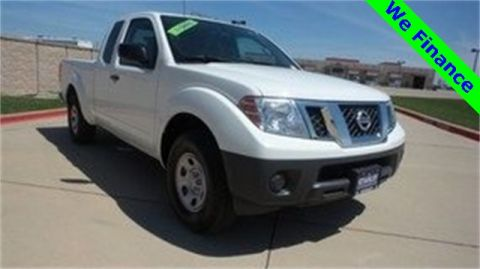 Pre-Owned 2015 Nissan Frontier S RWD King Cab