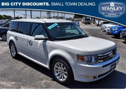 Pre-Owned 2011 Ford Flex SEL FWD 4D Sport Utility